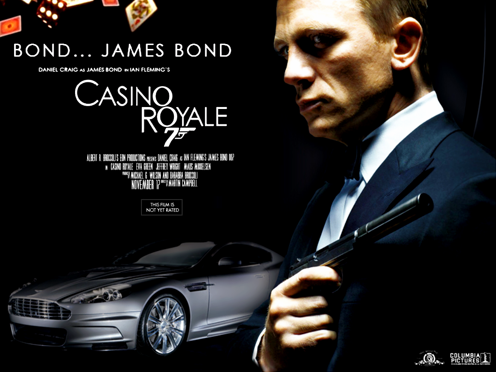 casino royale teaser poster analysis guidelines