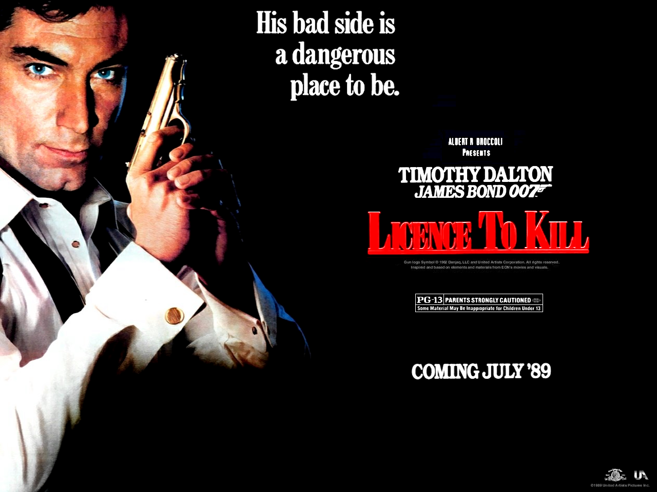 1280x960 007 In Licence To Kill Desktop Pc And Mac Wallpaper