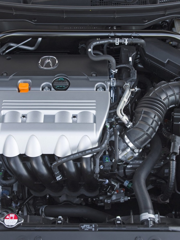 768x1024 2009 Acura Tsx Engine, cars