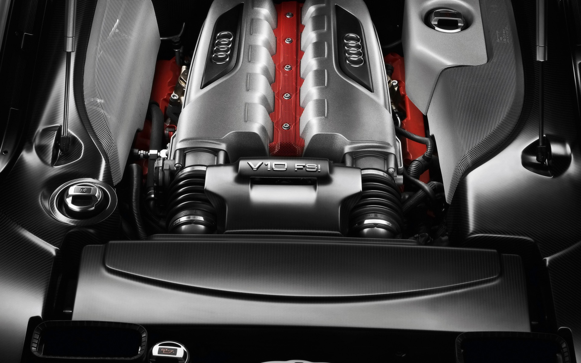 wallpapers engine car audi - photo #10