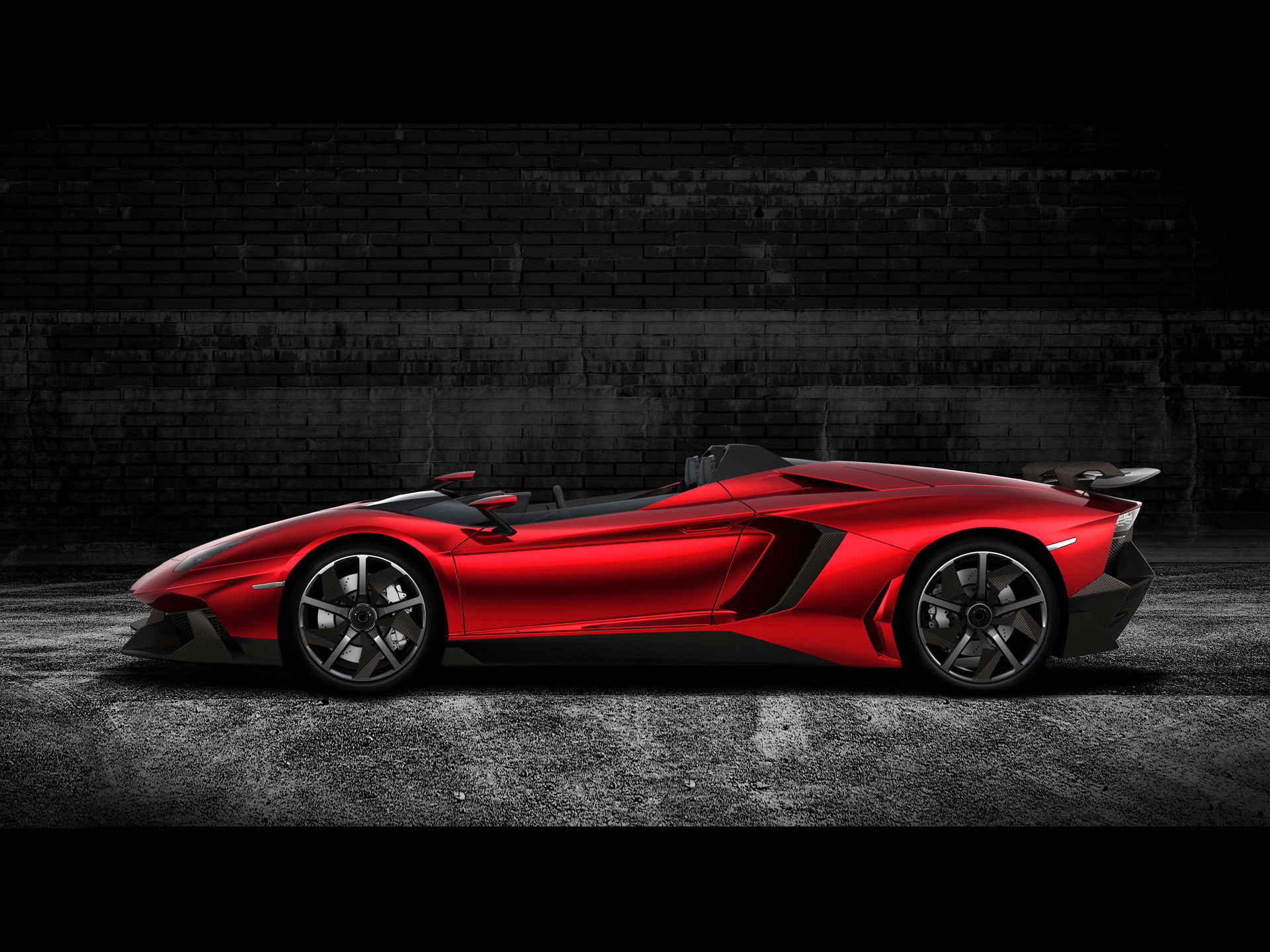 Lamborghini Aventador J Hd Wallpapers 1080p