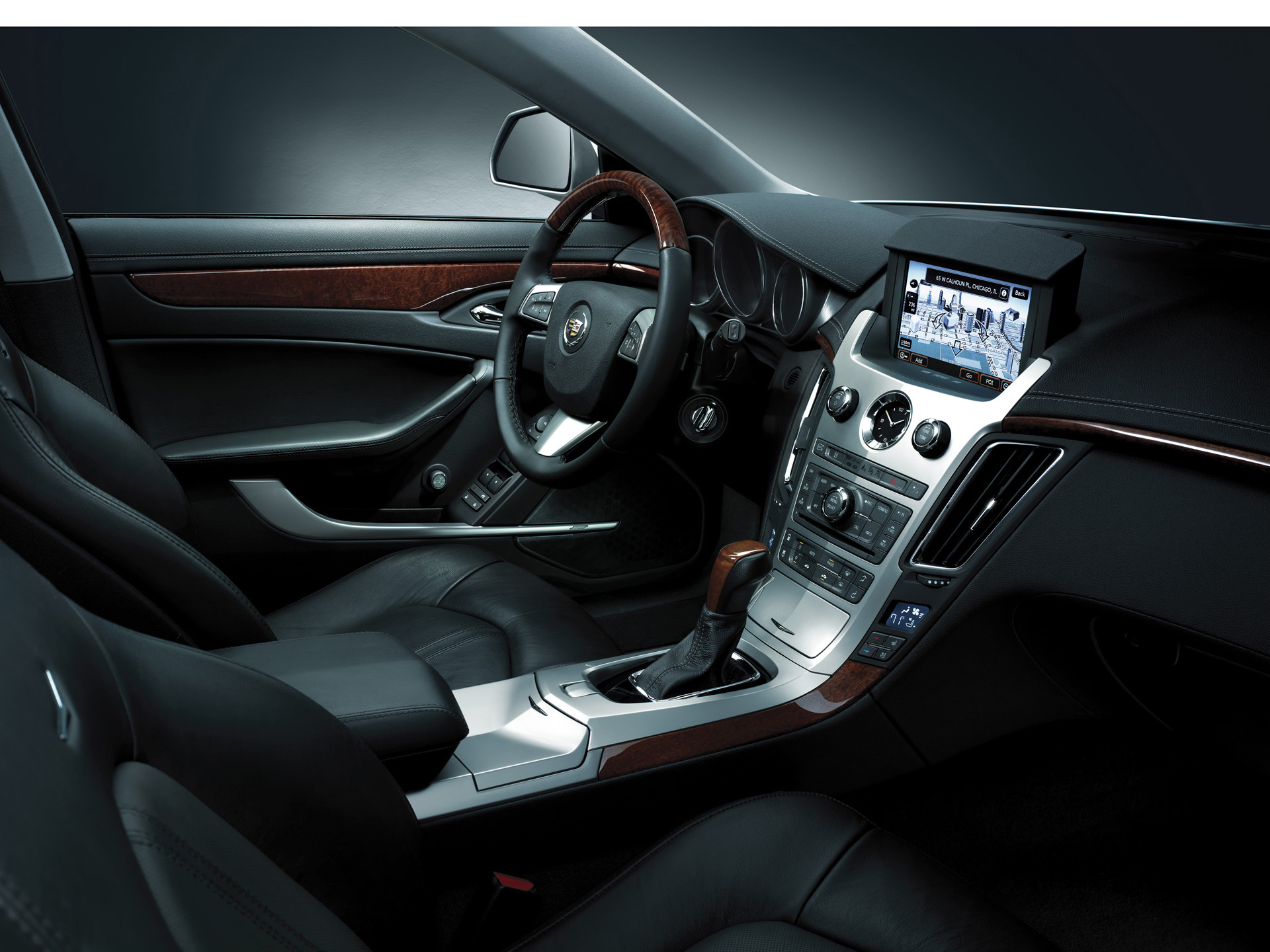 2013 Cadillac Cts Coupe >> 1920x1440 2013 Cadillac Cts Coupe Interior Desktop Pc And