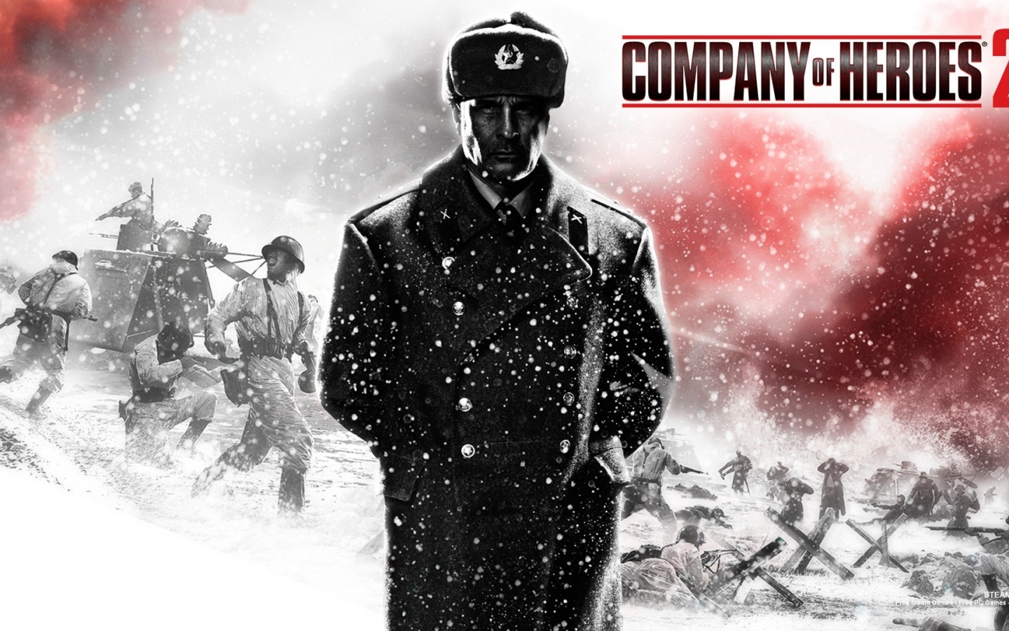 1440x900 2013 company of heroes 2 game desktop pc and mac wallpaper. Black Bedroom Furniture Sets. Home Design Ideas