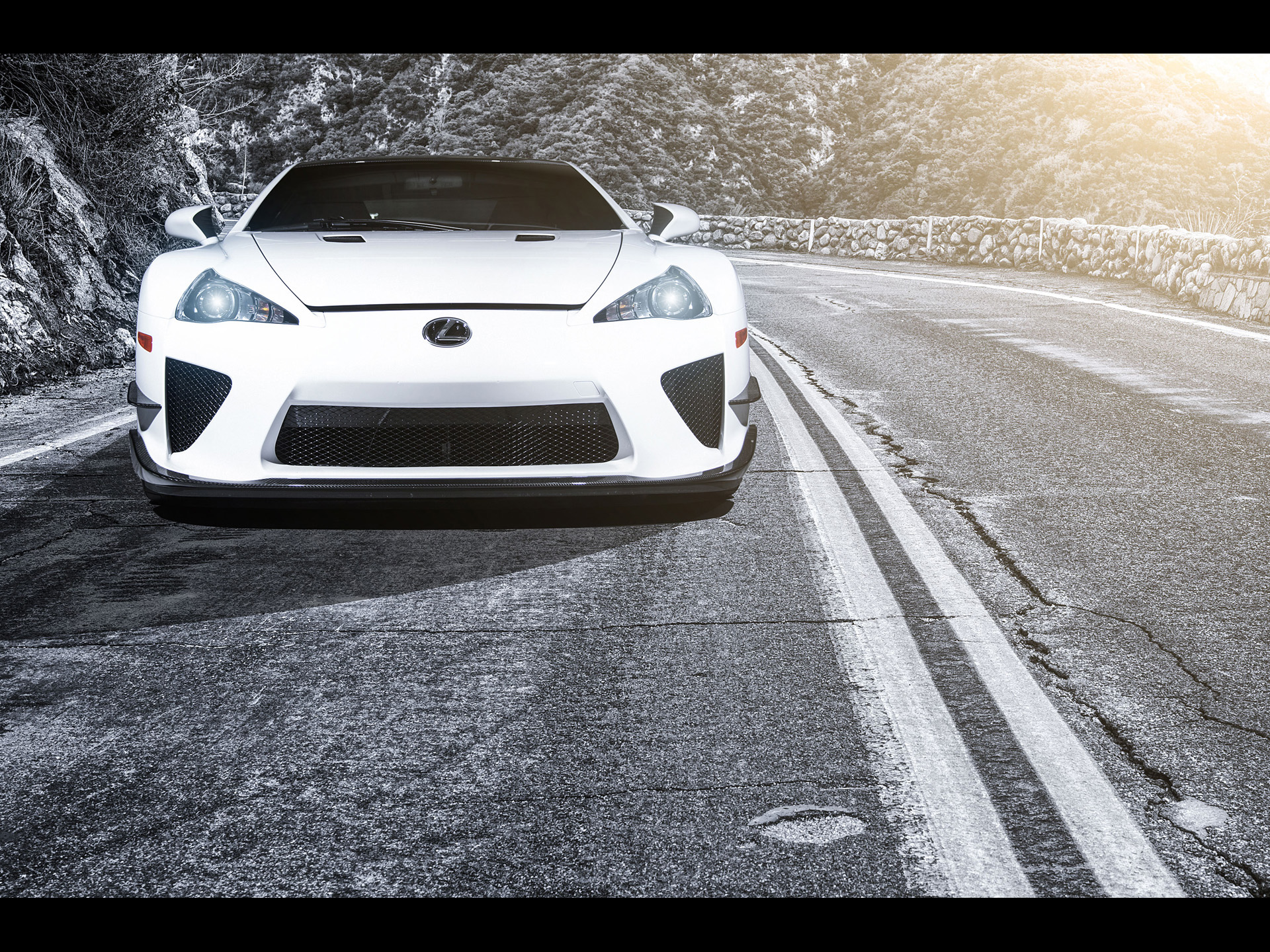 2013 Lexus LFA Nurburgring Edition White Static Front Wallpapers And Stock  Photos