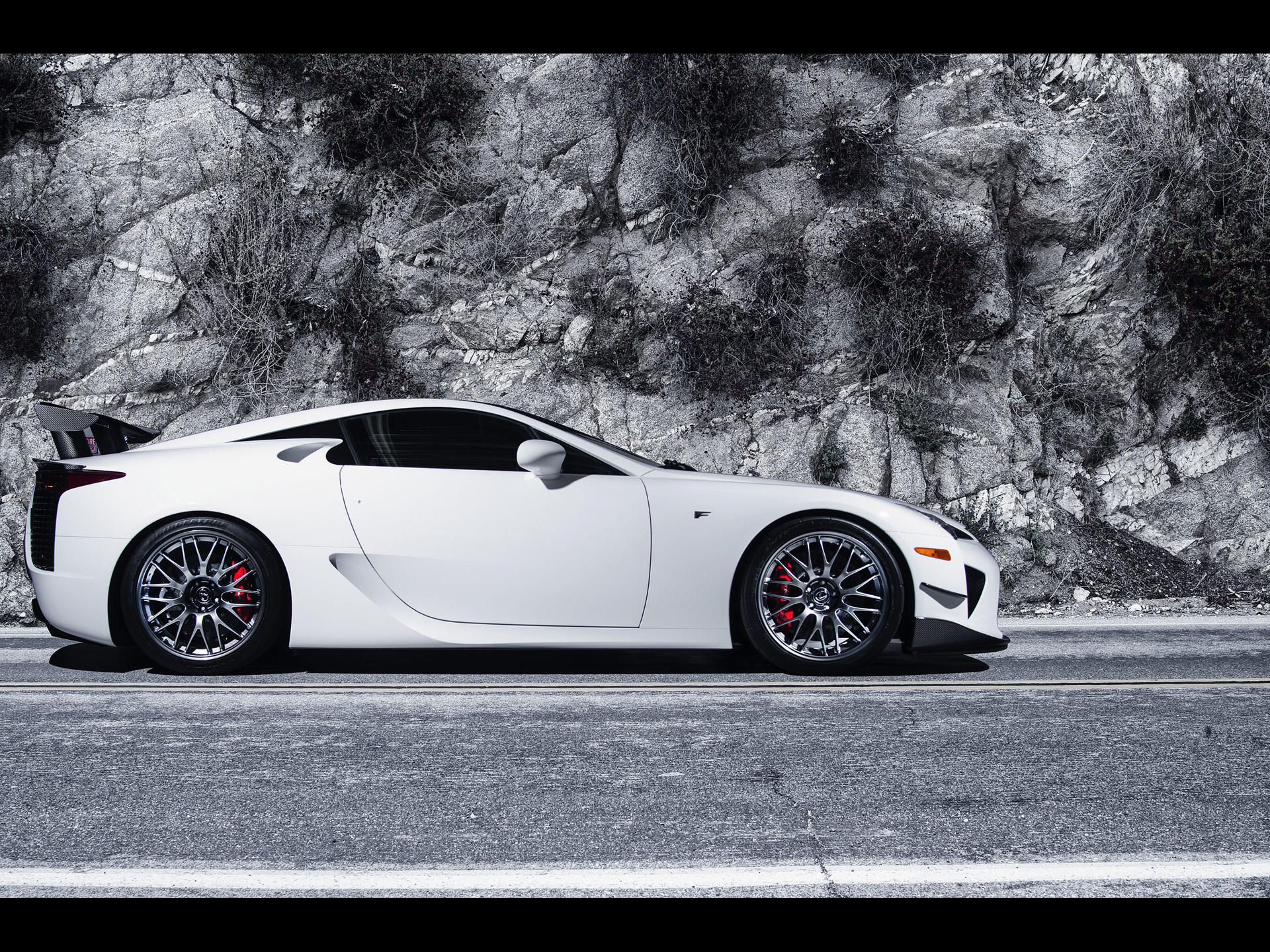 lexus lfa iphone wallpaper. 2013 lexus lfa nurburgring edition white static side wallpapers and stock photos lfa iphone wallpaper