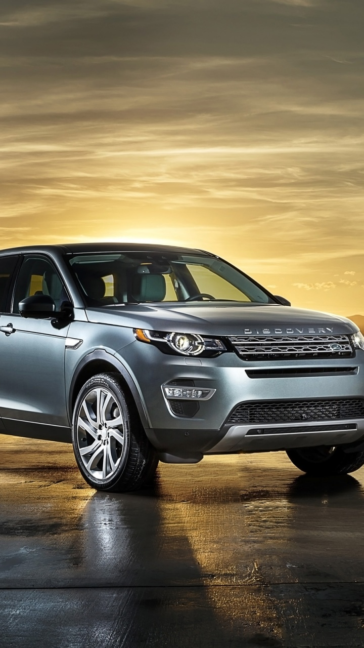 720x1280 2015 Land Rover Discovery Sport Spaceport Side Angle Htc one ...