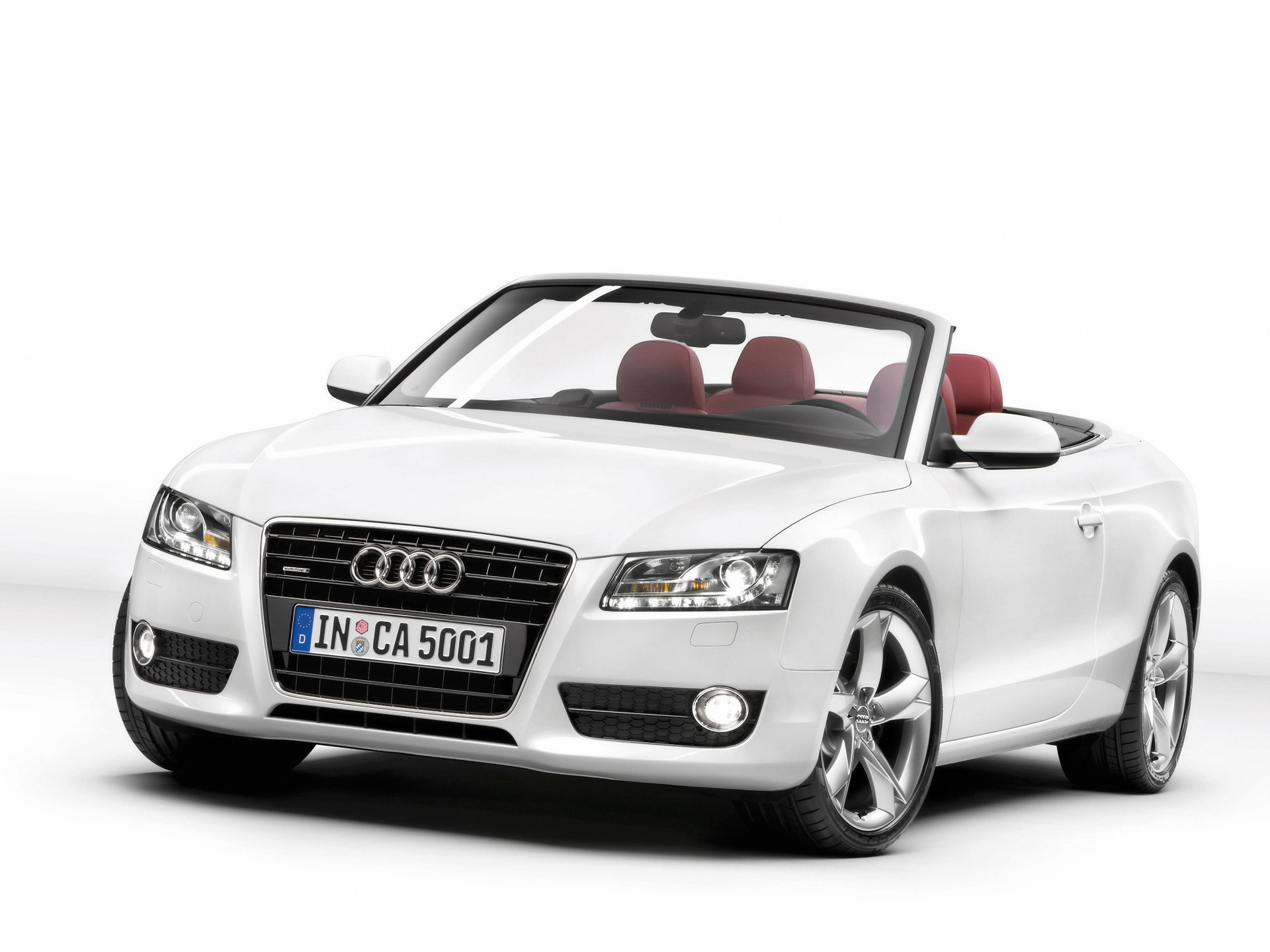 A5 Convertible Front Wallpapers A5 Convertible Front