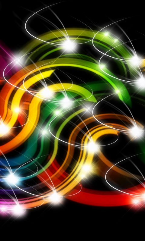 Wallpapers Abstract 480×800