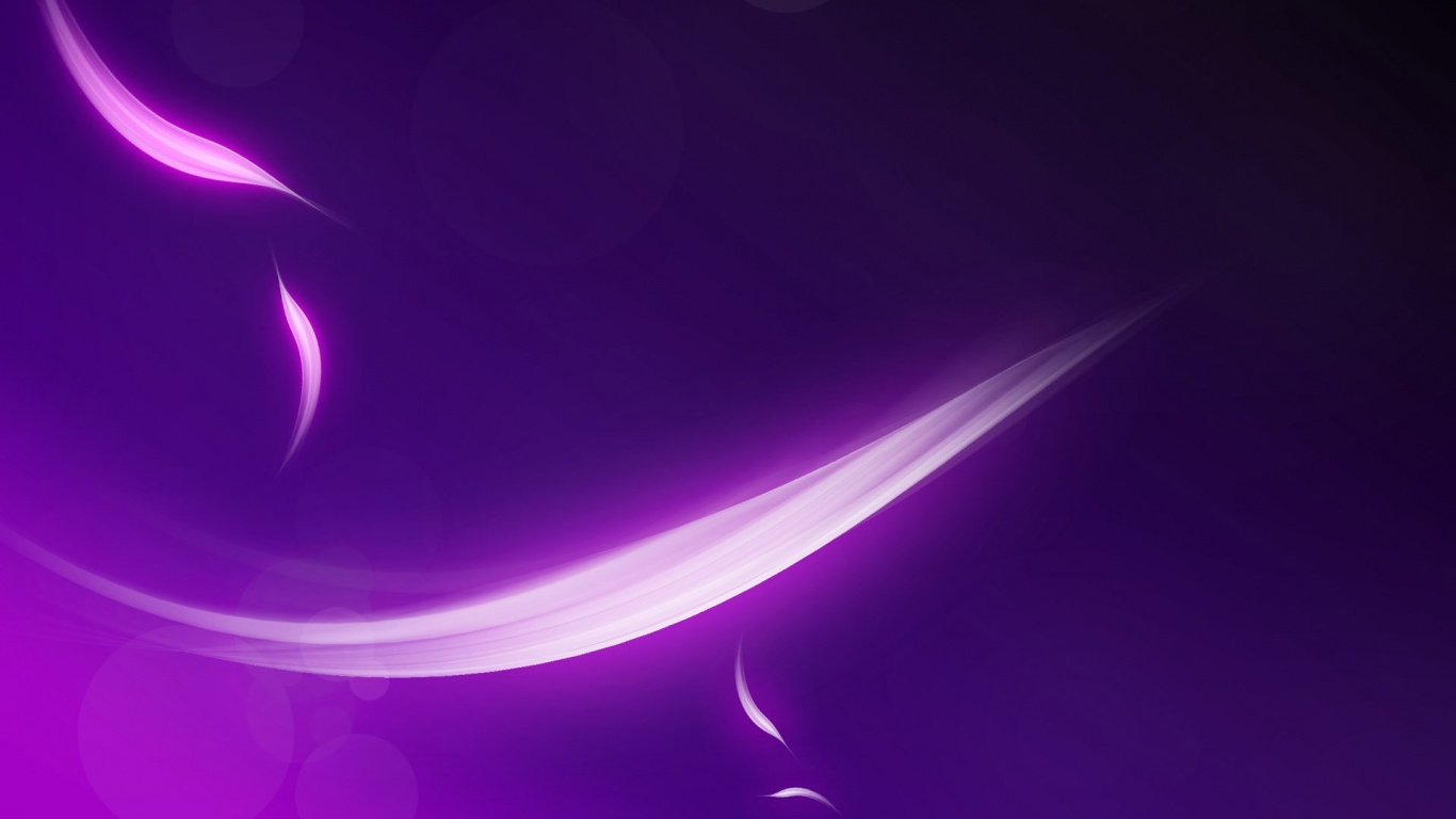 1366x768 Abstract Purple, savers