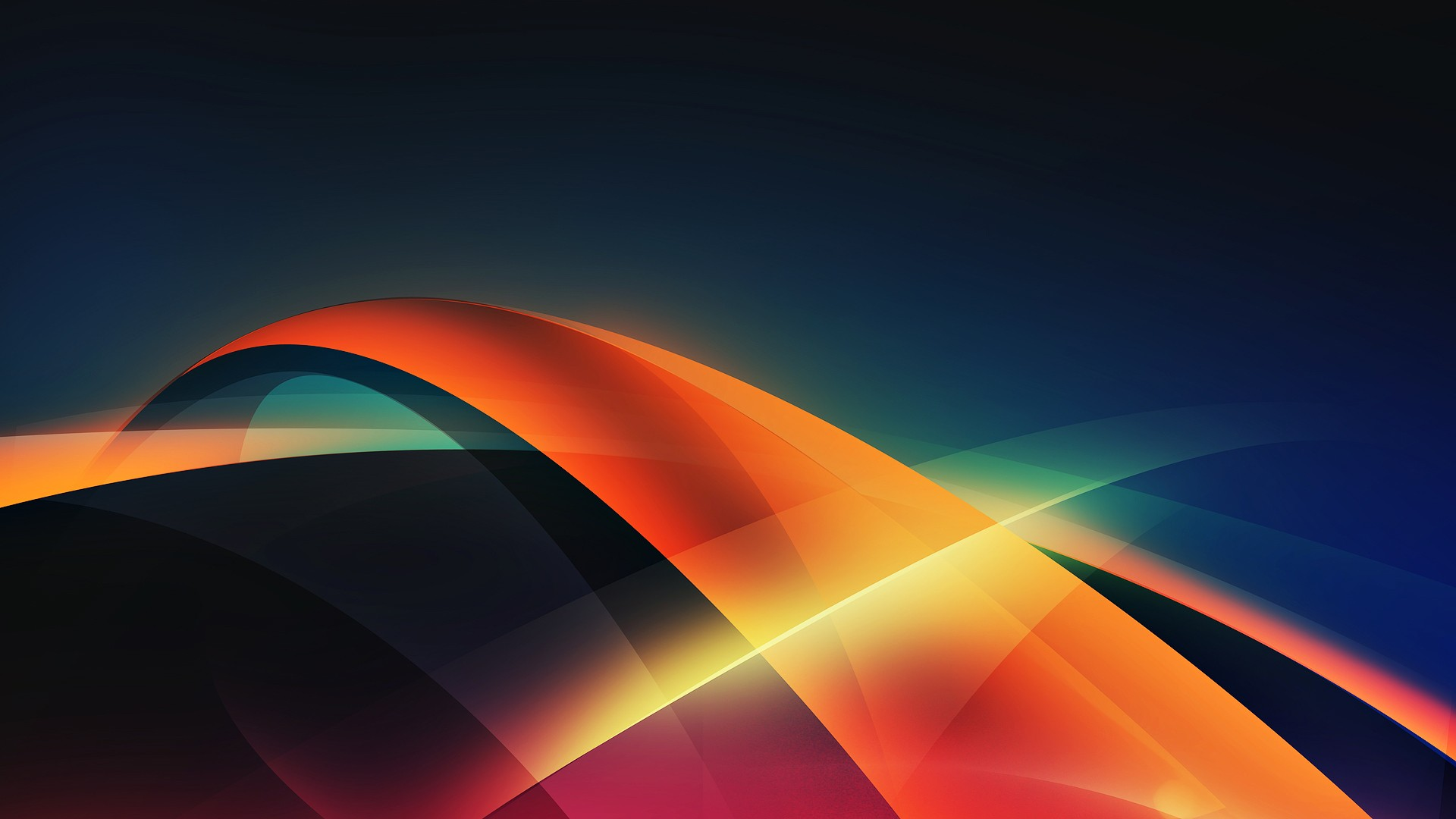 1920x1080 Abstract Shapes and Colors desktop PC and Mac