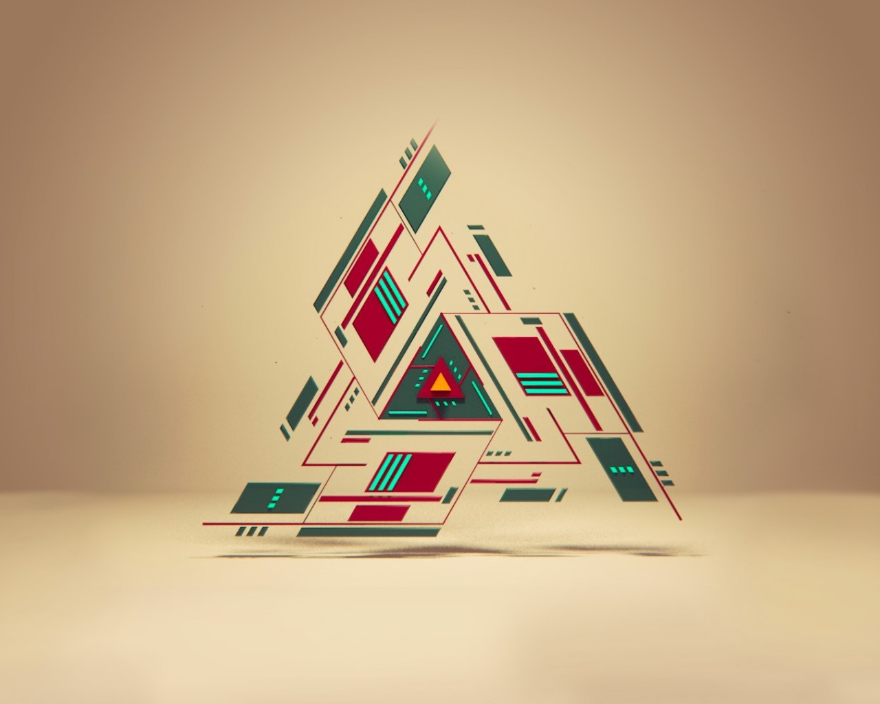 triangle abstract wallpapers hd - photo #33