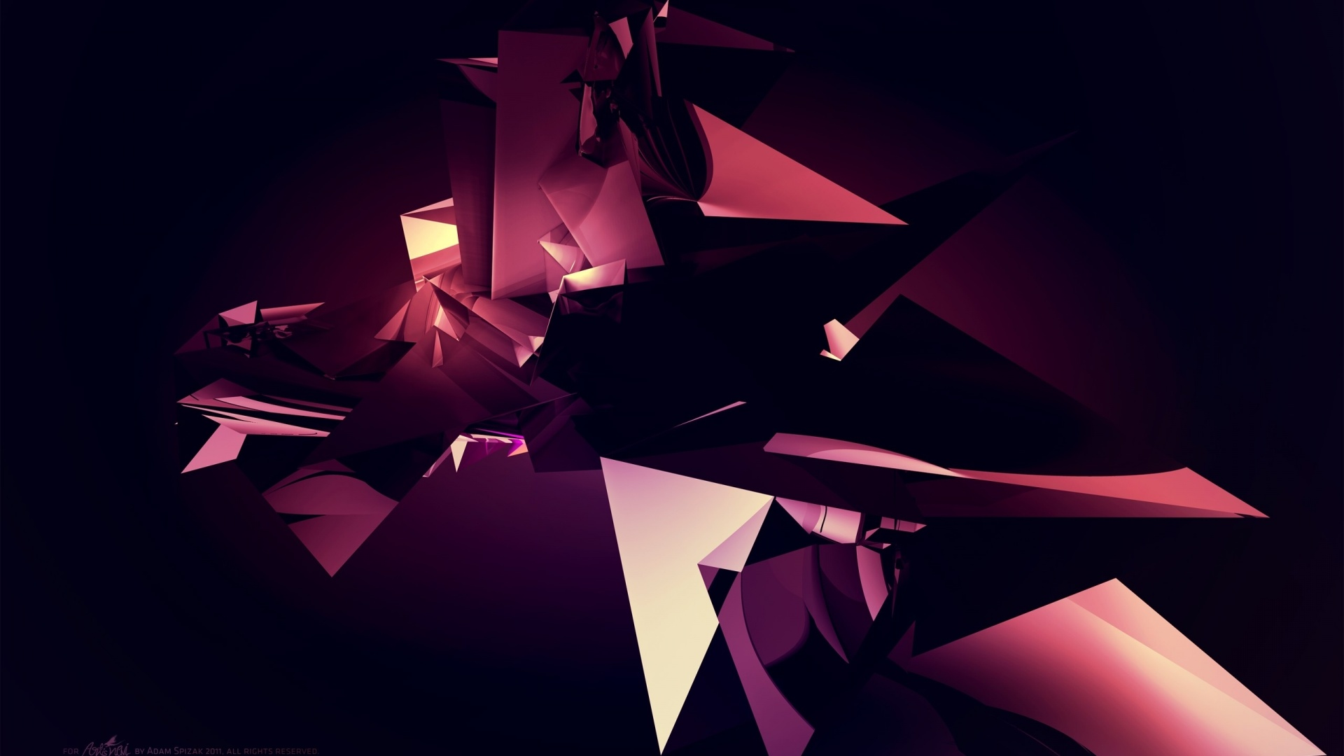 1920x1080 abstract web design red desktop pc and mac wallpaper - Is wallpaper in style ...