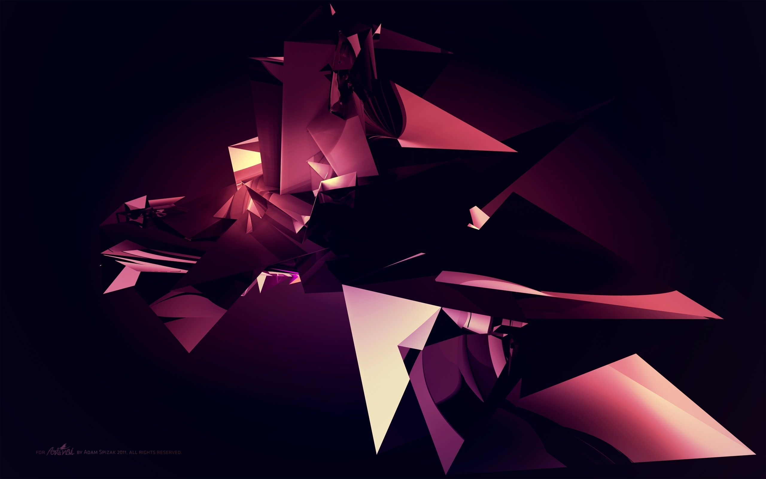 2560x1600 abstract web design red desktop pc and mac wallpaper