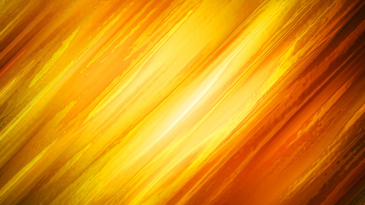 1280x720 Abstract Yellow and Orange Background desktop PC