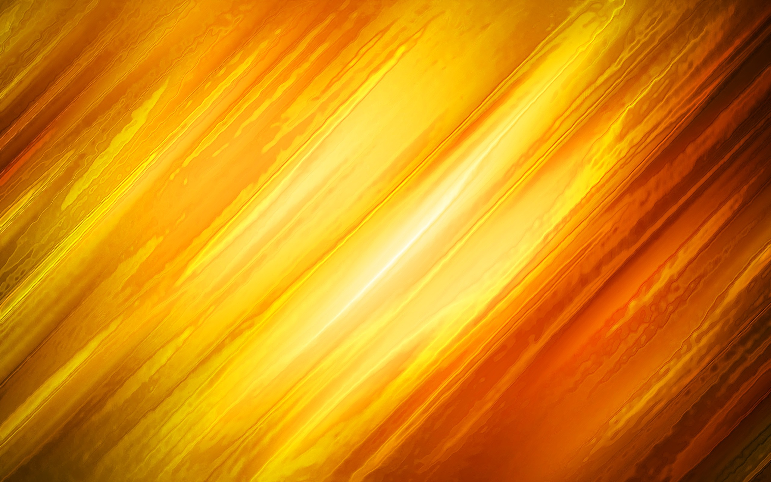 2560x1600 Abstract Yellow and Orange Background