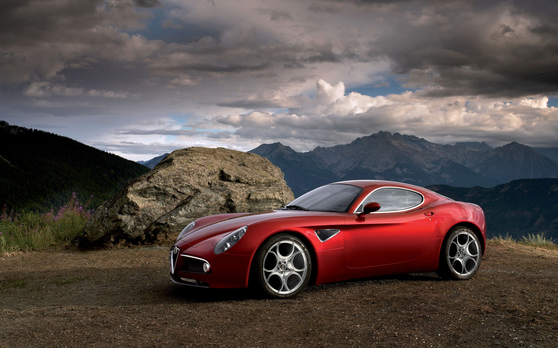1920x1200 alfa romeo 8c competizione desktop pc and mac wallpaper. Cars Review. Best American Auto & Cars Review