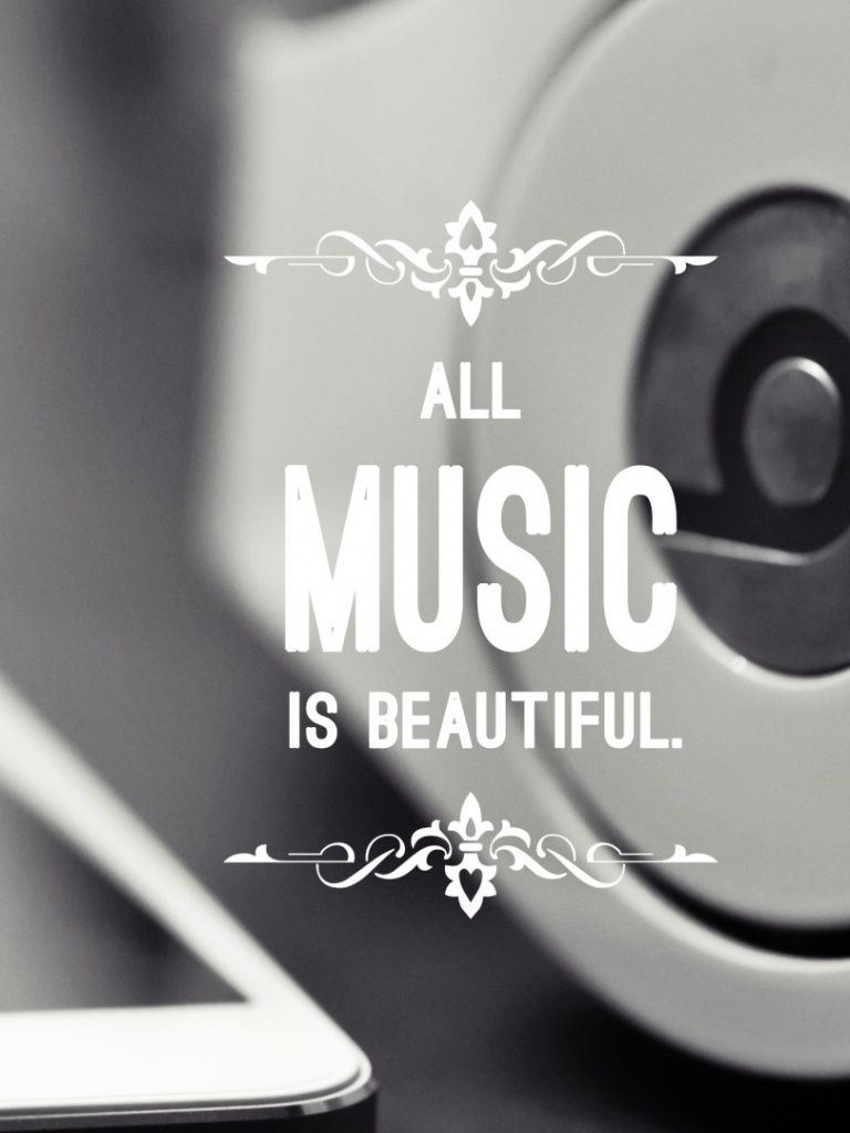 Must see Wallpaper Music Ipad - all-music-is-beautiful_wallpapers_35827_768x1024  Trends_451639.jpg