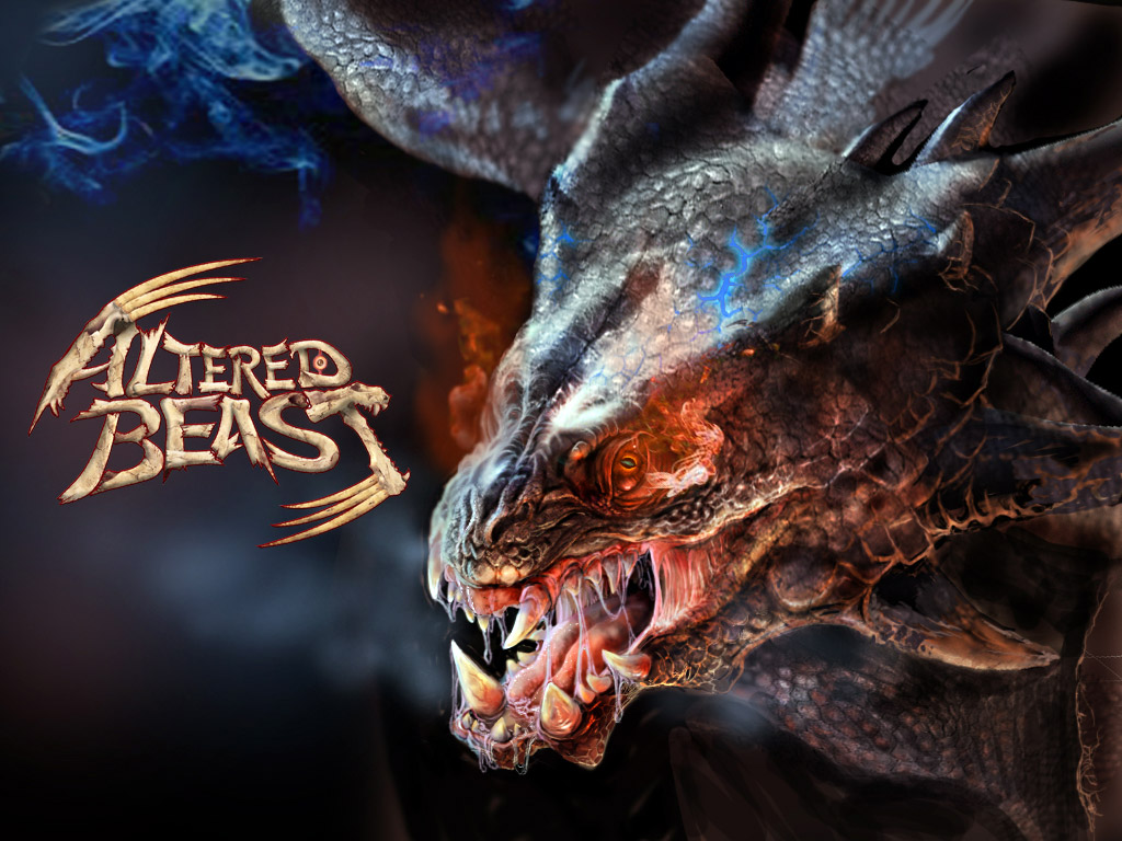 1024x768 Altered Beast desktop PC and Mac wallpaper