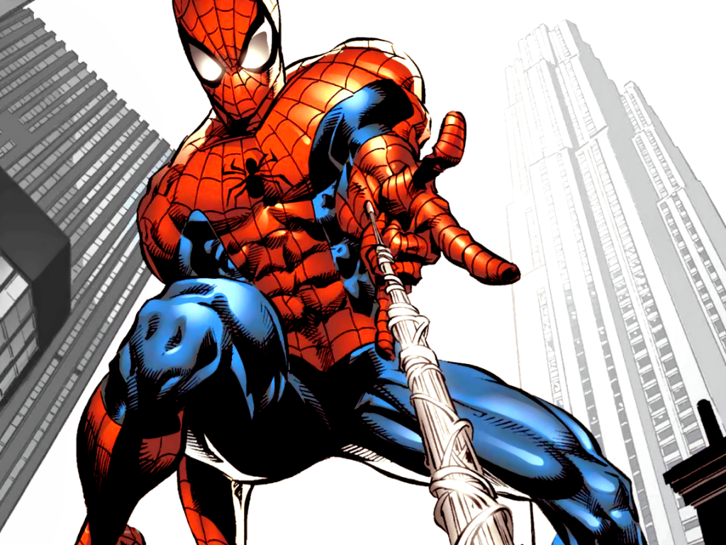 1024x768 Amazing Spider-man