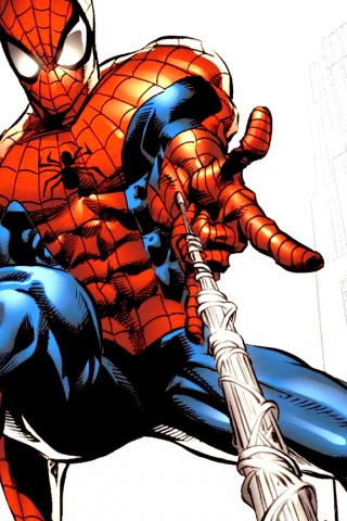 320x480 Amazing Spider-man