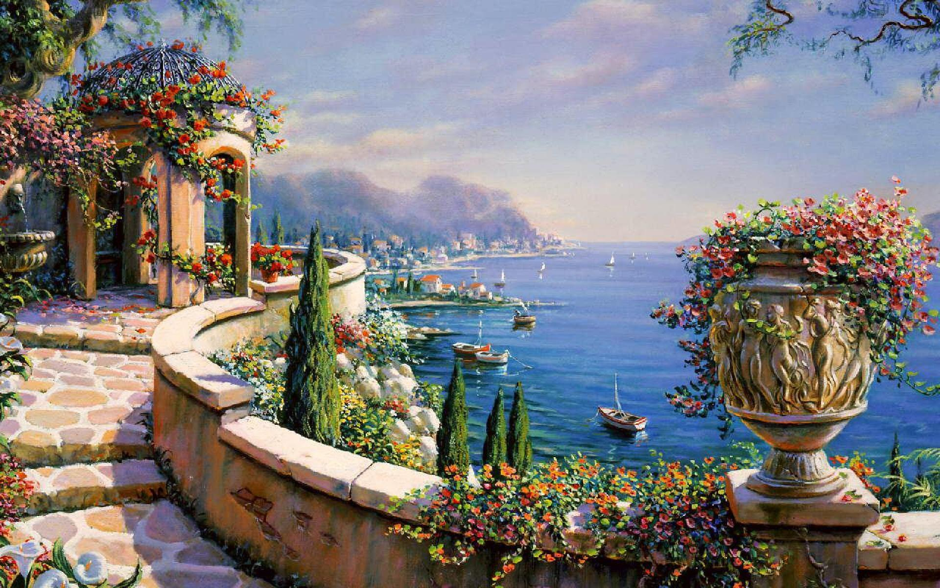 amazing view of italy wallpapers amazing view of italy