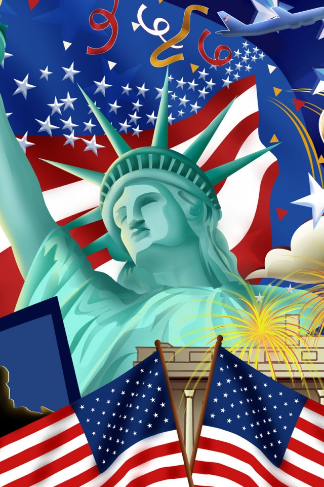 Http Wallpaperstock Net American Flag Iphone 4 Wallpapers 6121 640x960 1 Html