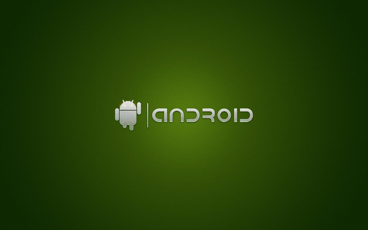 Android wallpaper - 1280x800 Android Dark Green Desktop Pc And Mac Wallpaper