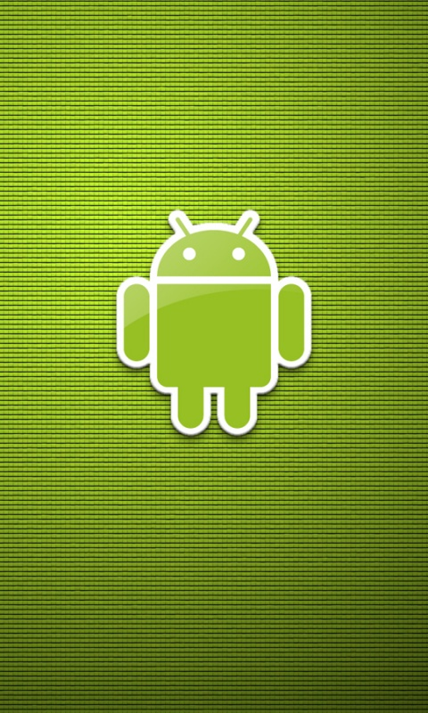 Green Square Wallpaper 480x800 Android Green ...