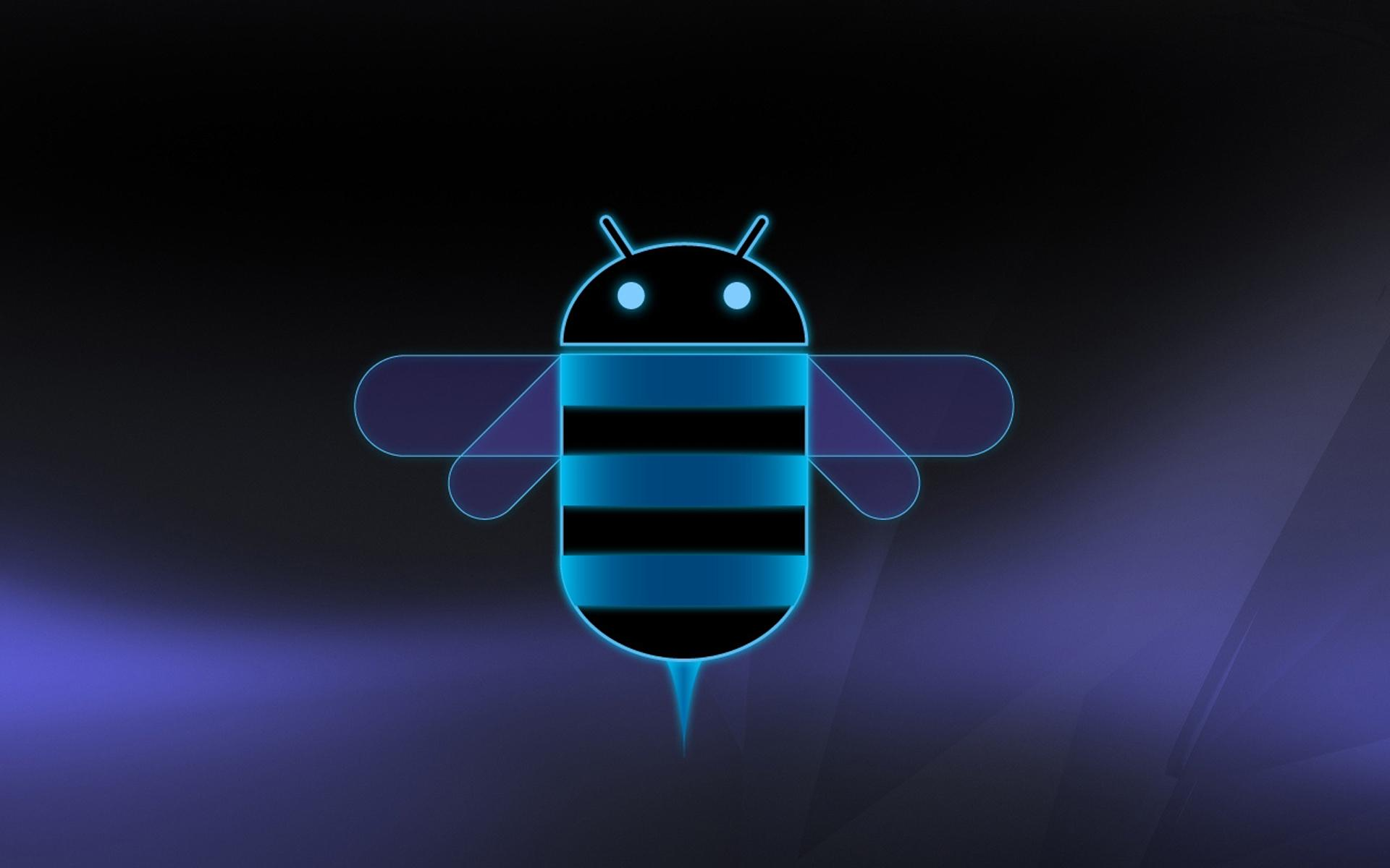 Android Honeycomb Logo Wallpapers