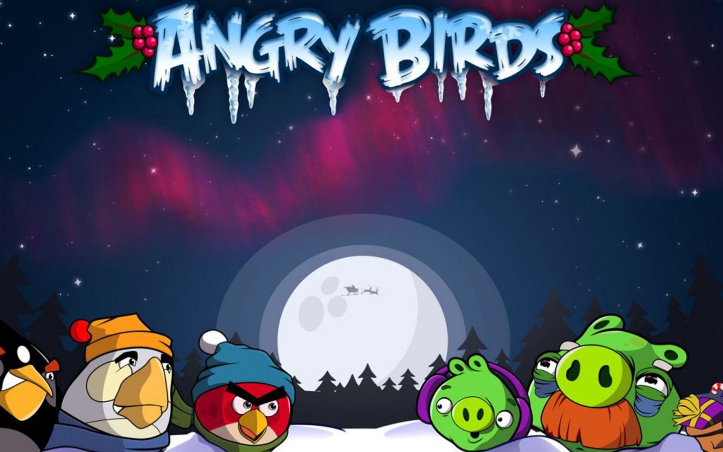 1440x900 angry birds seasons desktop pc and mac wallpaper