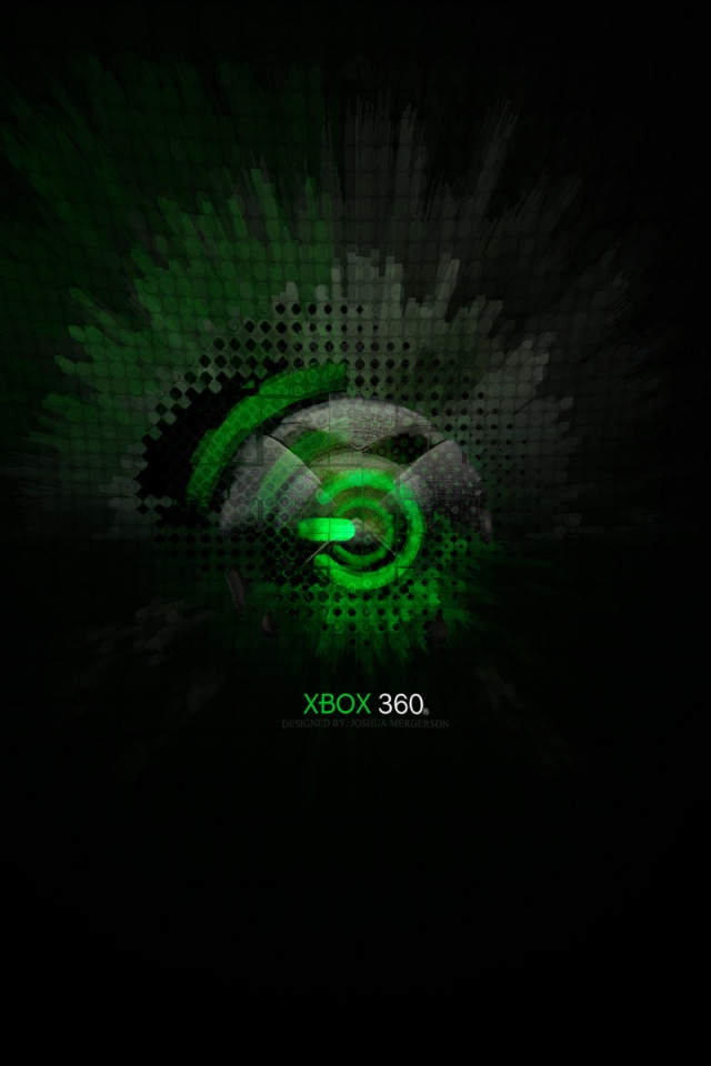640x960 Another Xbox Concept Iphone 4 Wallpaper