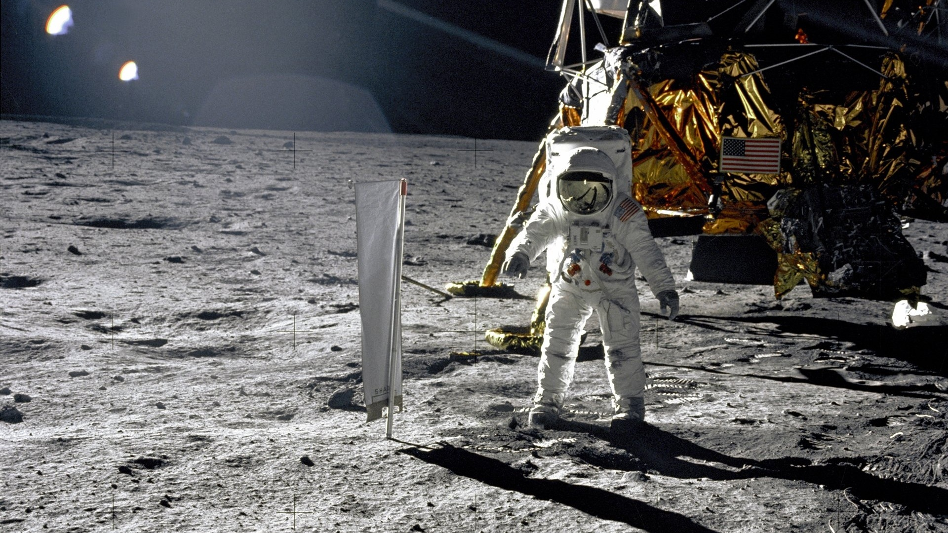 30 kickass and interesting facts about moon landing - HD1920×1080