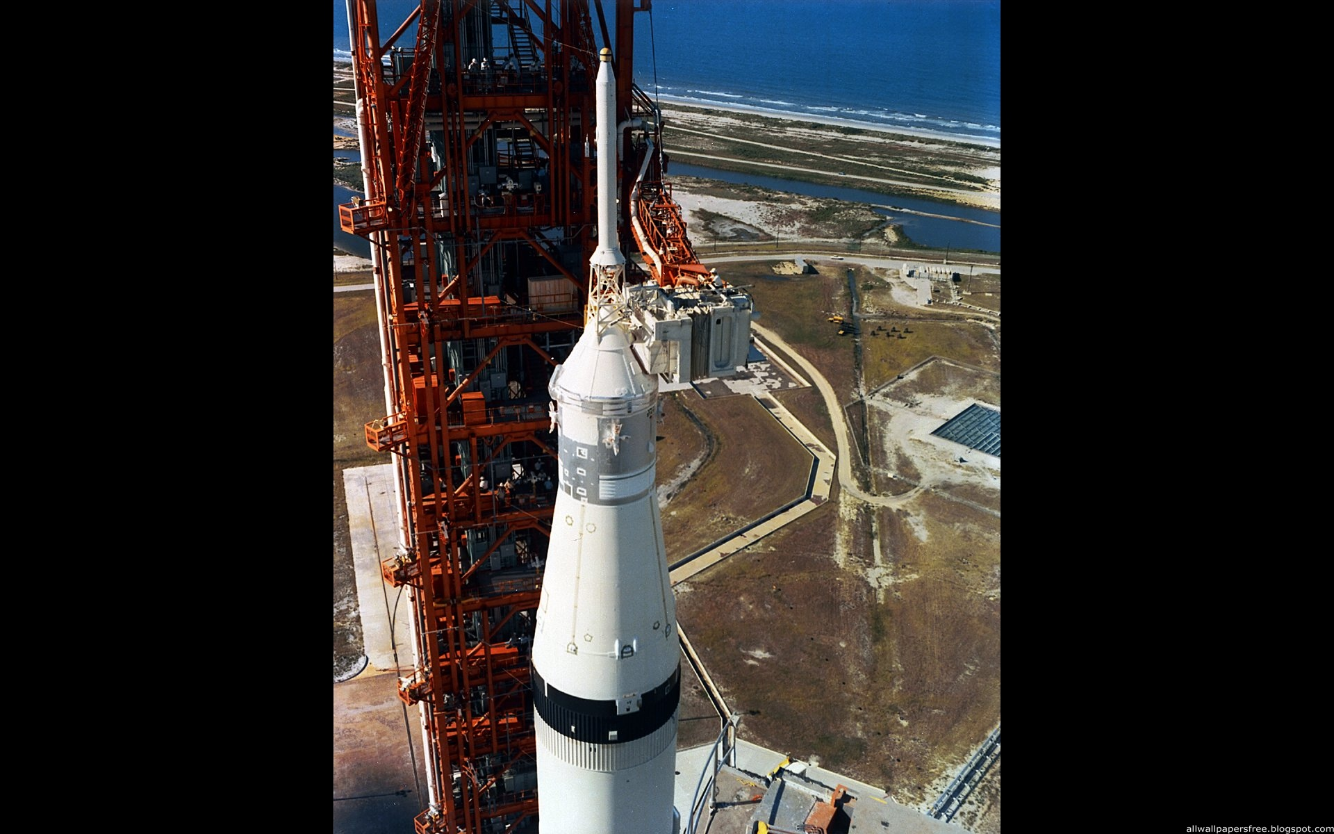 hd apollo 1 rocket - photo #29