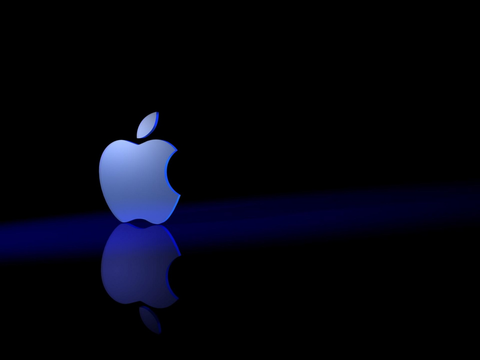apple 3dark wallpapers 8642 1600x1200