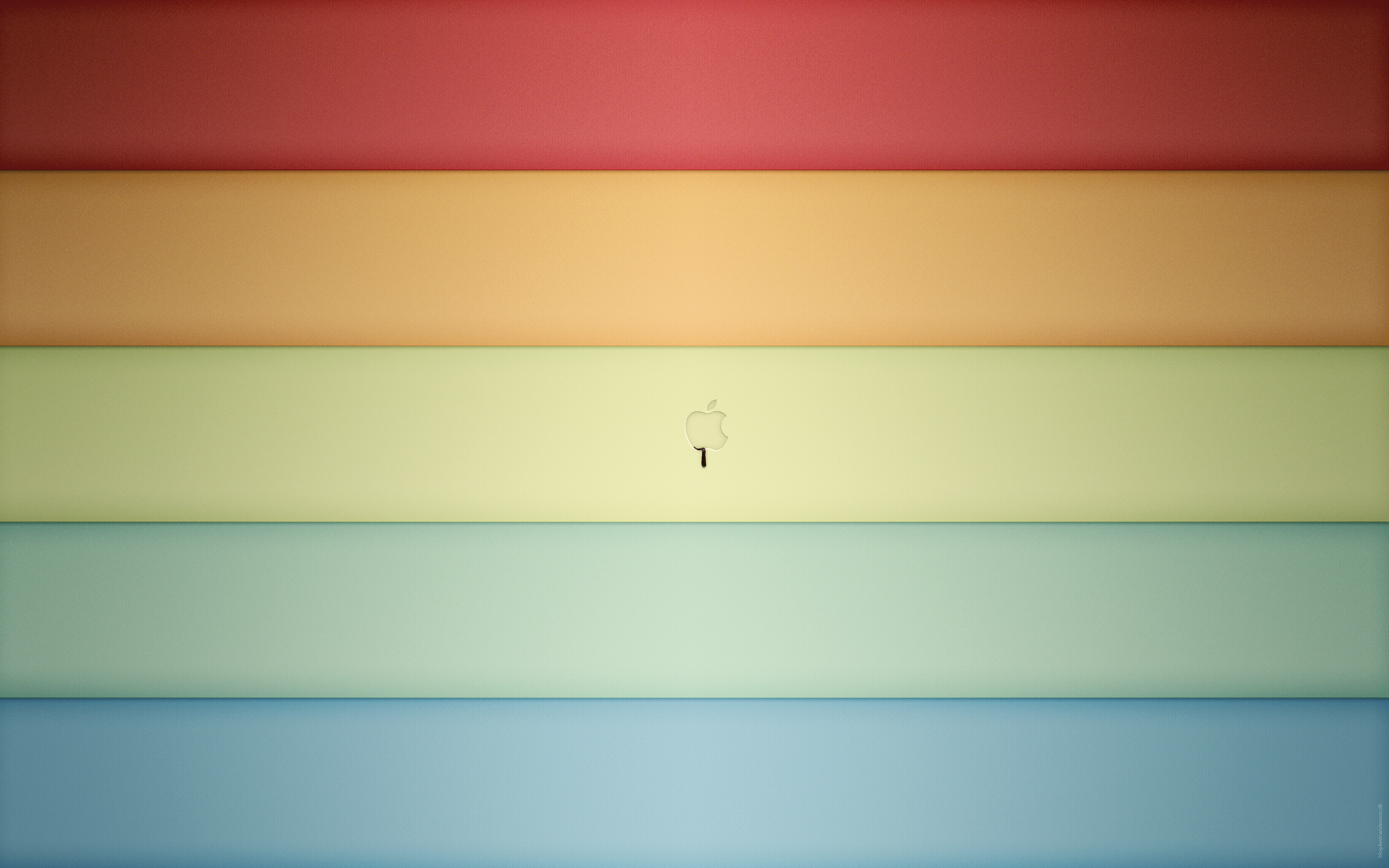 apple color shades wallpapers 9822 2560x1600