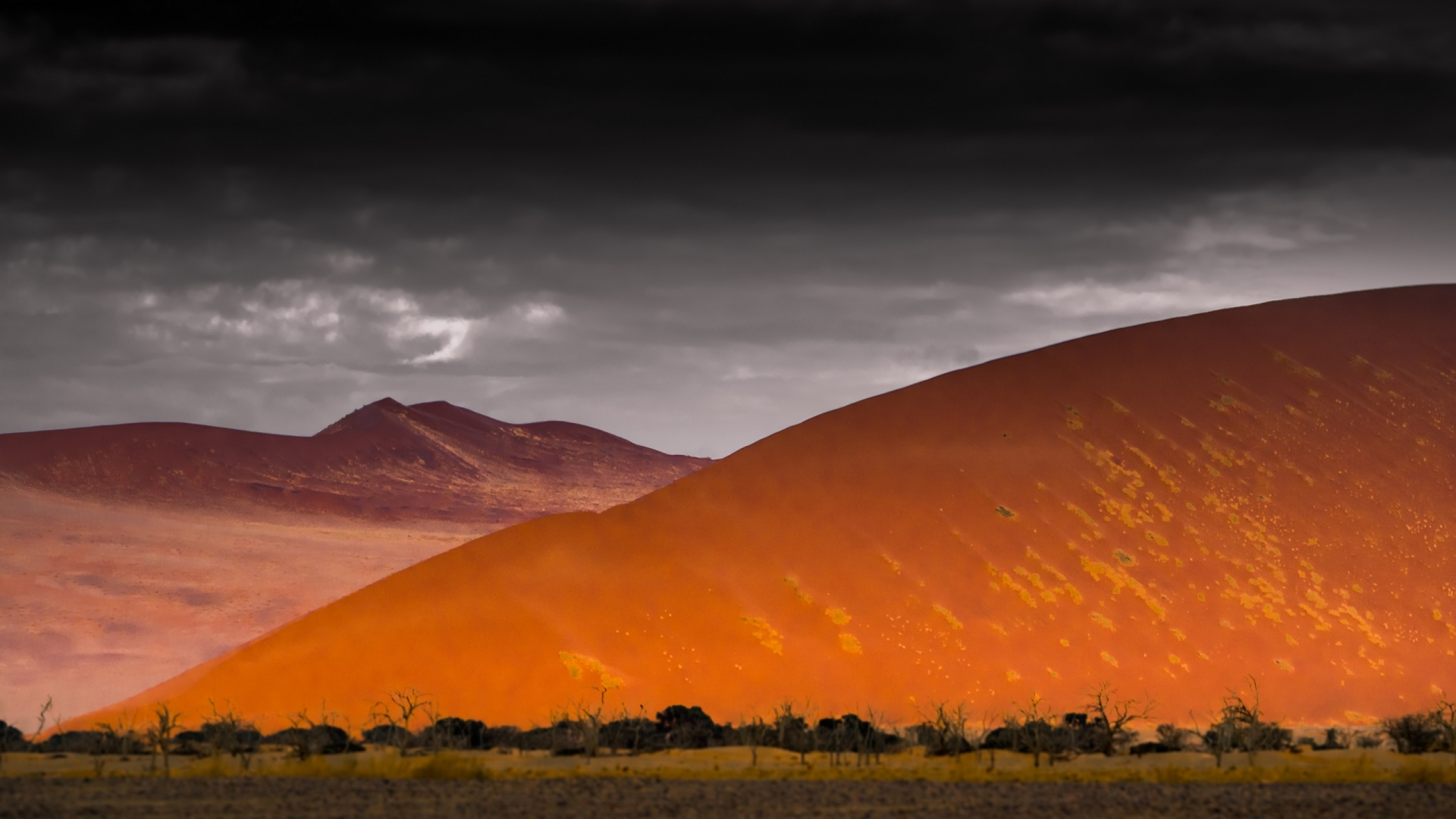 1920x1080 Atacama Desert desktop PC and Mac wallpaper
