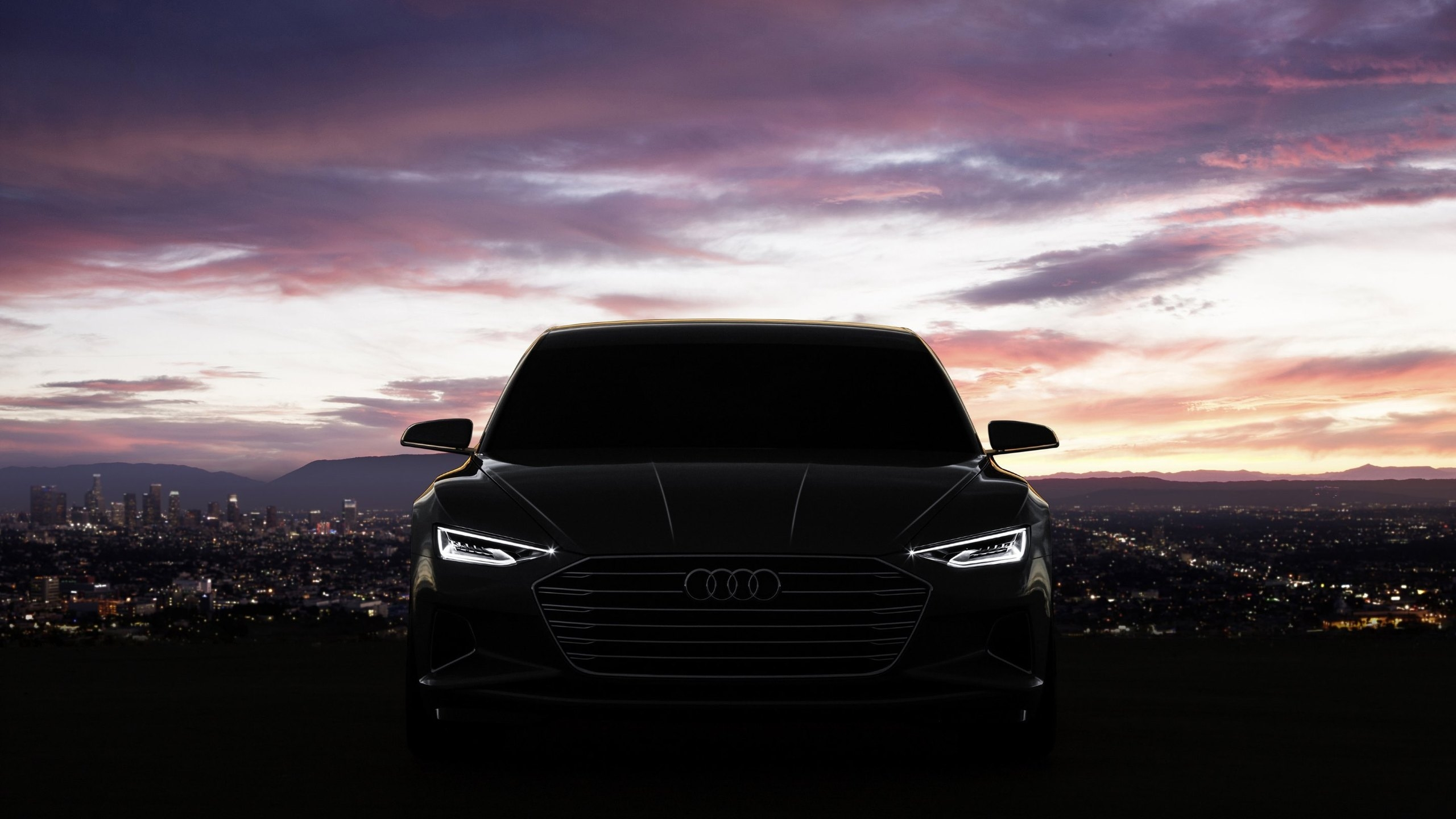 2560x1440 Audi Prologue Concept Desktop Pc And Mac Wallpaper
