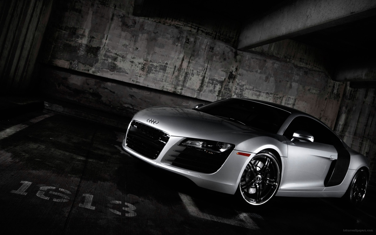 Audi R8 TDI Le Mans Concept 5 HD desktop wallpaper : Widescreen ...
