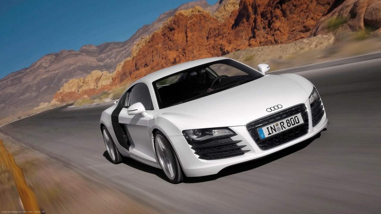 Audi R8 v10 FSI Coupe Wallpaper | HD Car Wallpapers