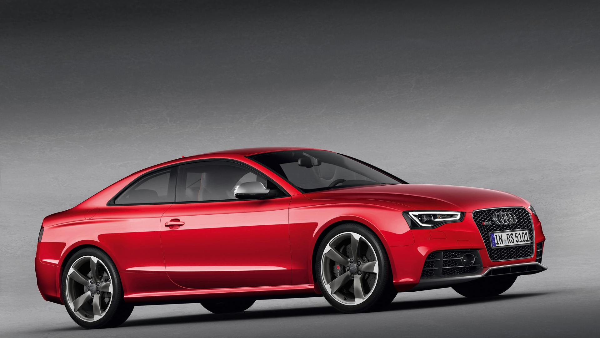 1920x1080 Audi Rs5 Front And Side Desktop Pc And Mac Wallpaper