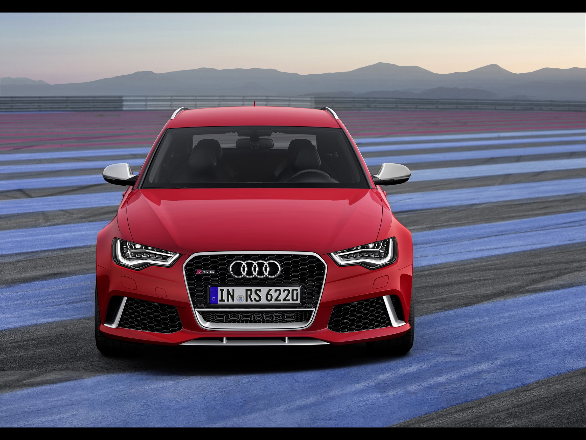 Audi Rs6 Avant Front Static Wallpapers Audi Rs6 Avant Front Static Stock Photos