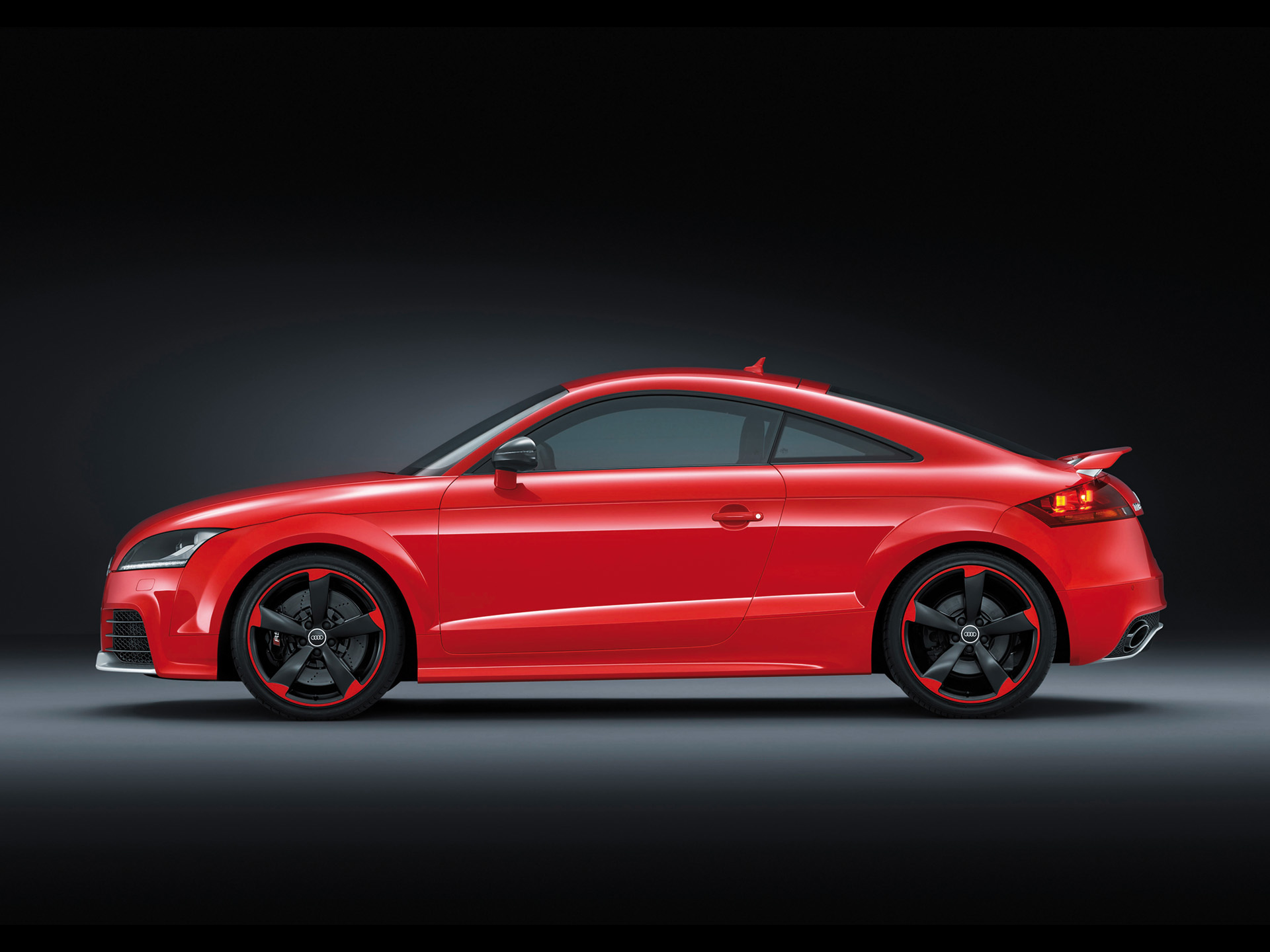 Audi Tt Rs Plus Side Wallpapers Audi Tt Rs Plus Side
