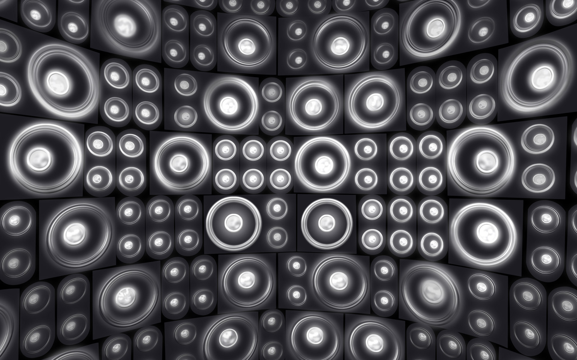 1920x1200 Audio Wall