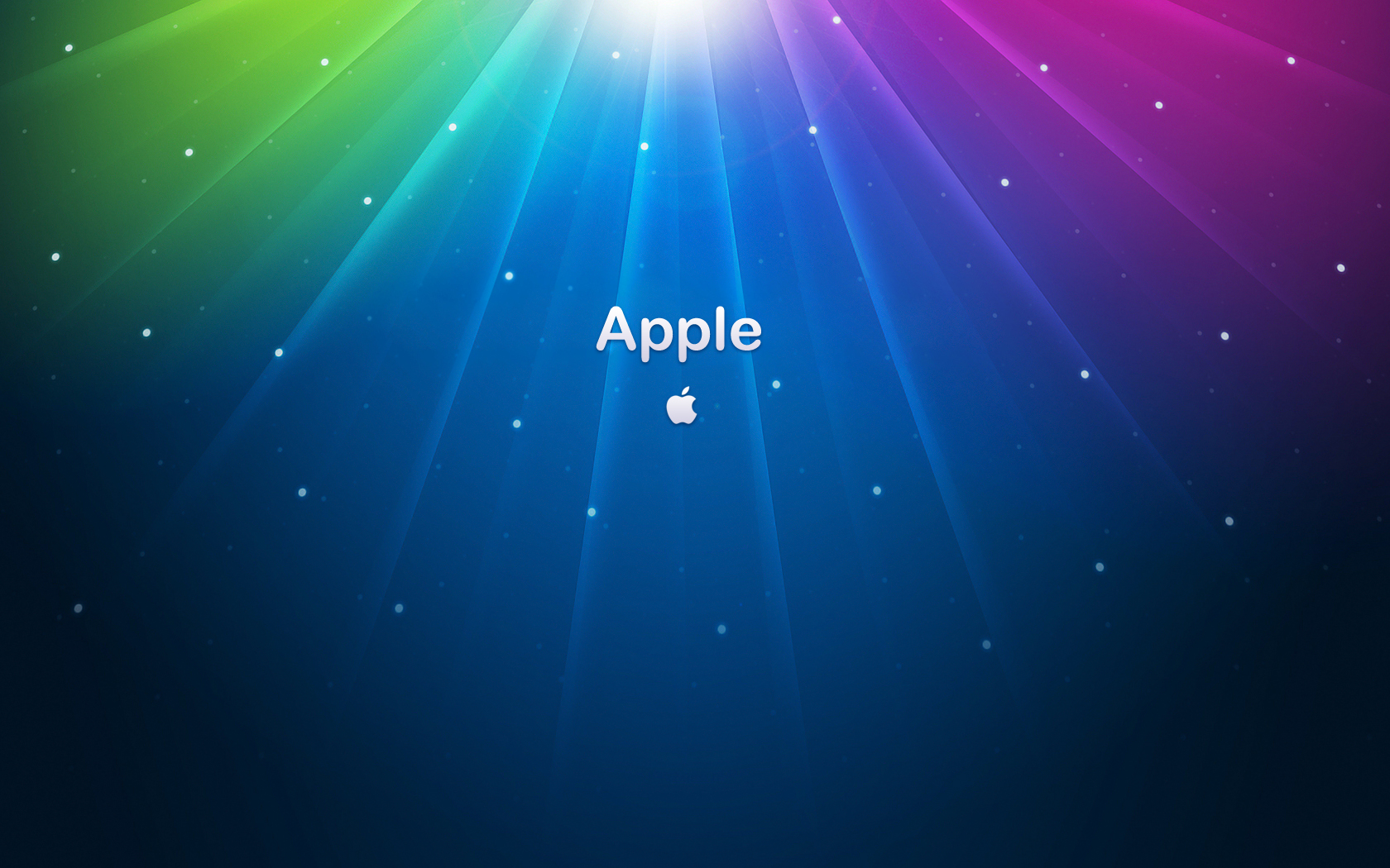 Apple, aurora, wallpaper, image, colors, wallpapers