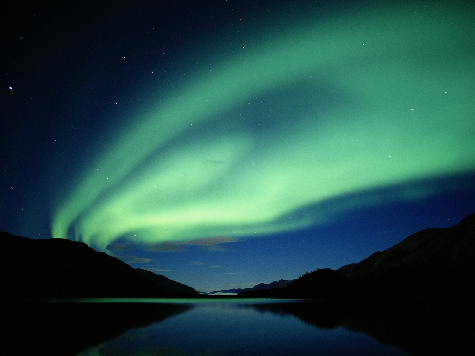 1600x1200 aurora sky desktop pc and mac wallpaper - Desktop wallpaper 1600x1200 ...