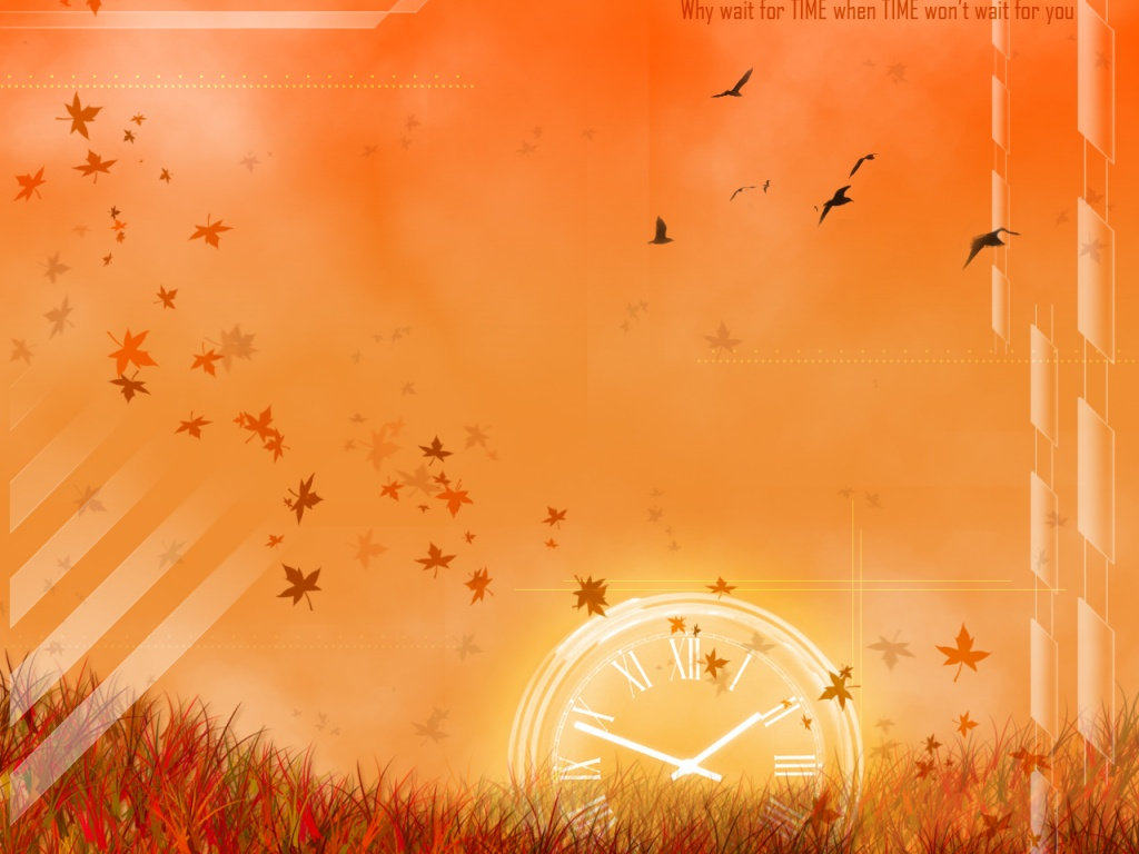1024x768 Autumn time