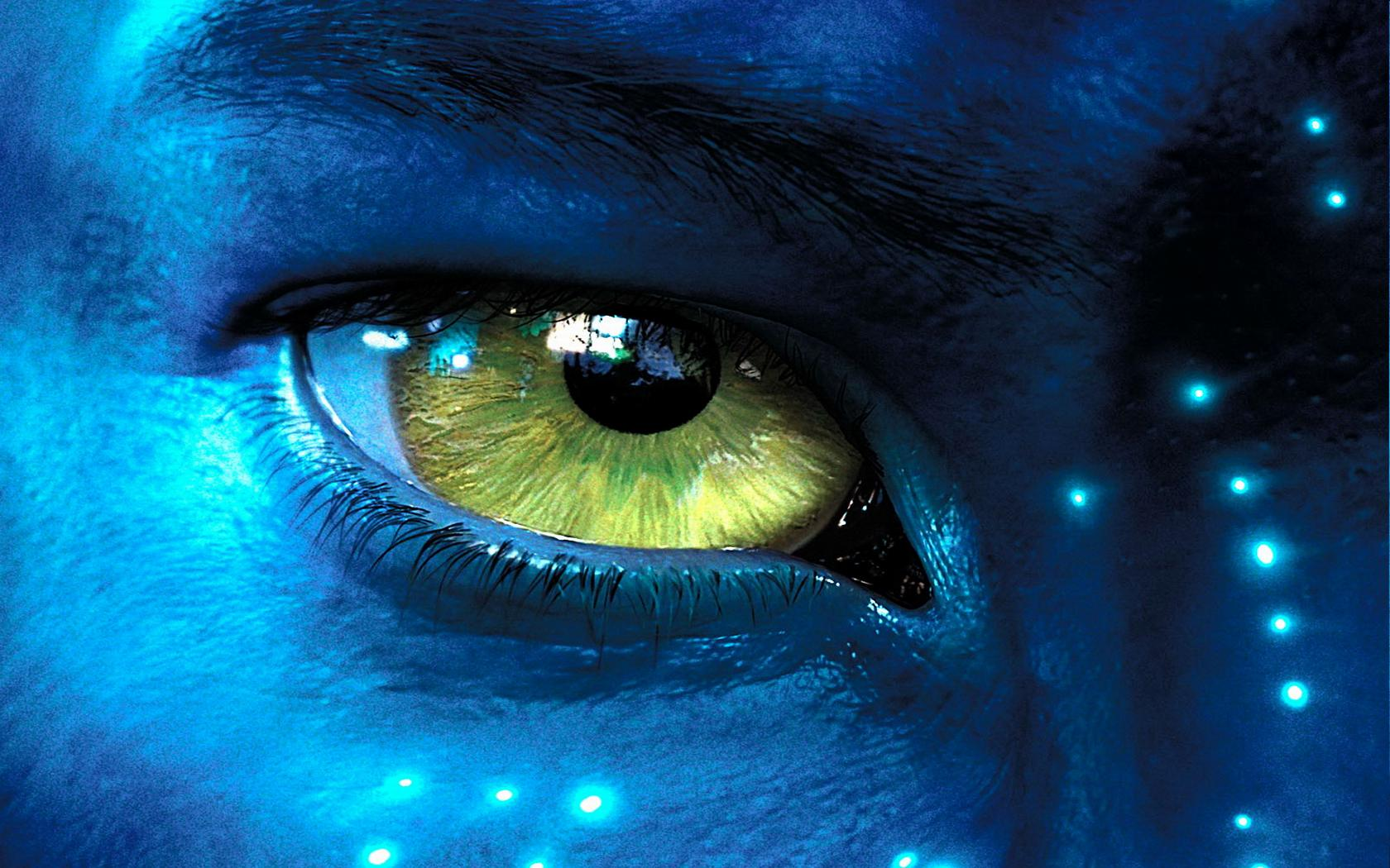 1680x1050 avatar eye desktop pc and mac wallpaper