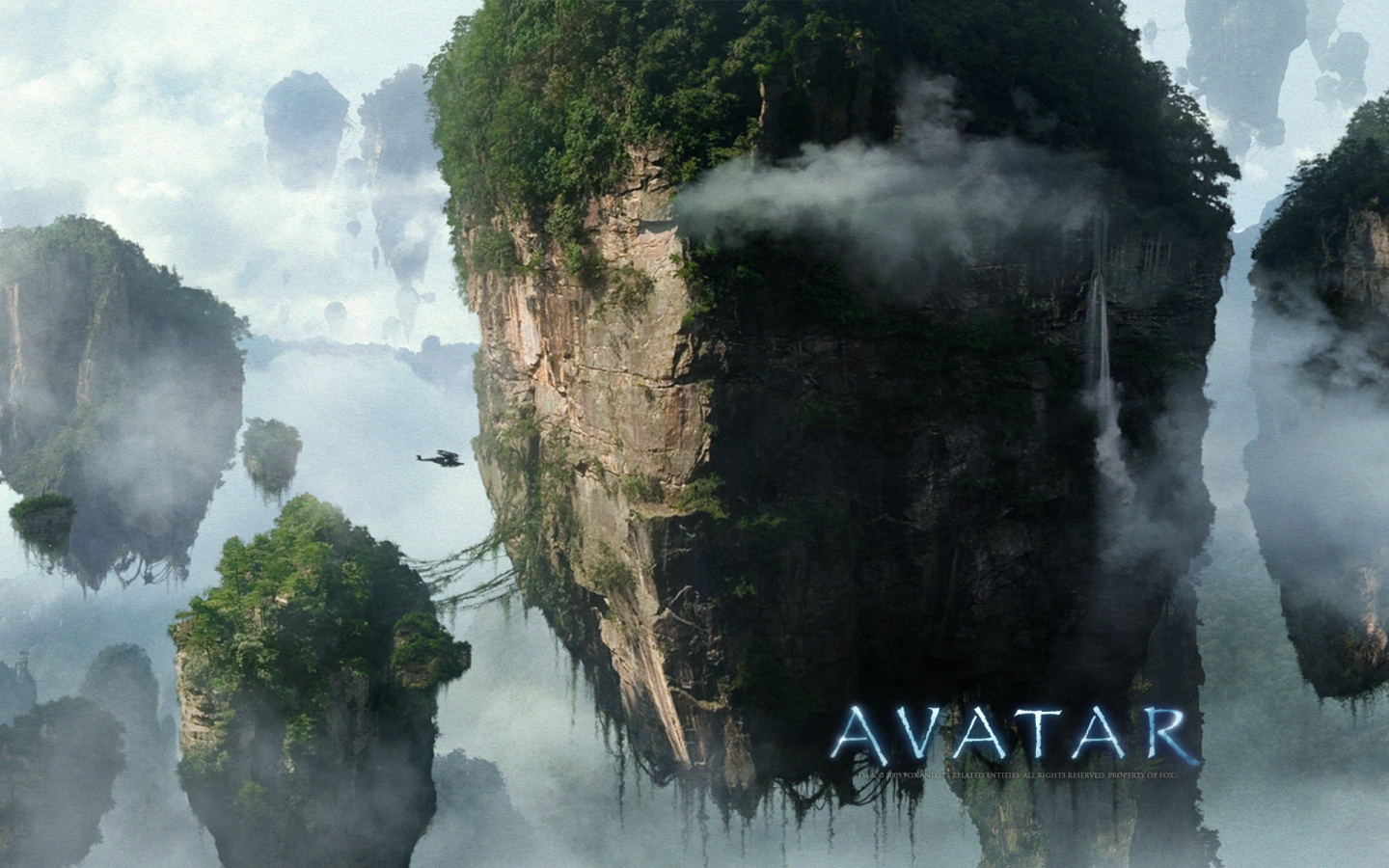 Avatar Movie Pandora 1440x900 Avatar Pandor...