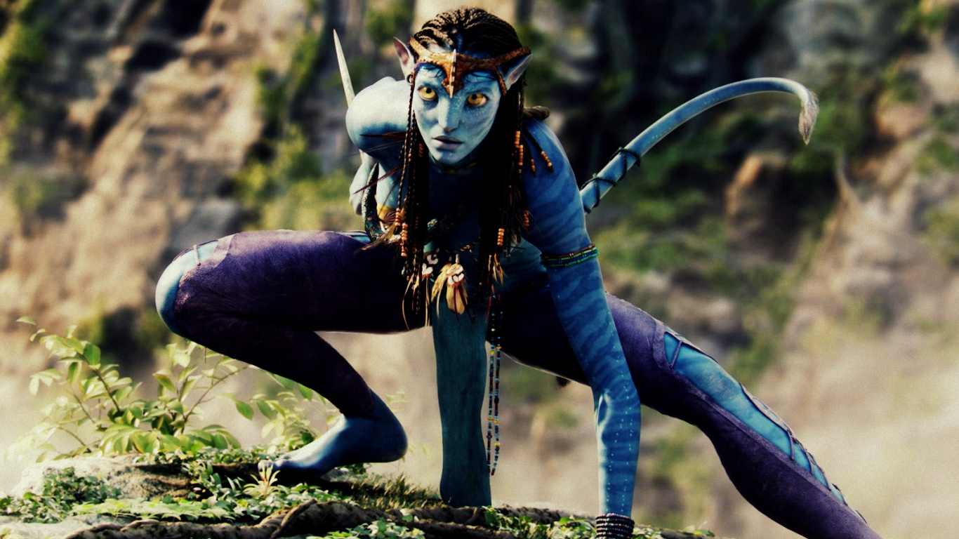 1366x768 avatar: the movie desktop pc and mac wallpaper