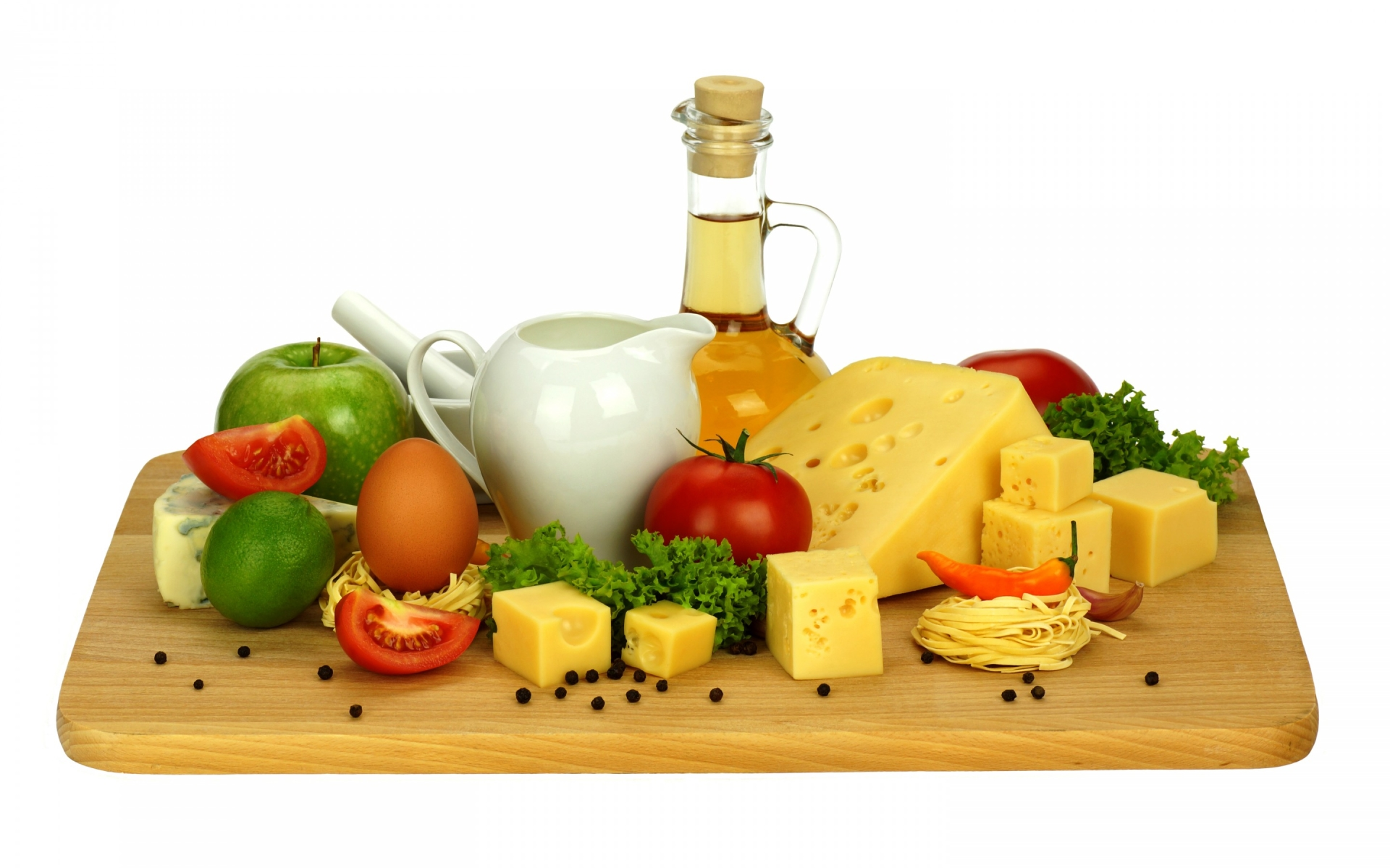 Balanced Diet Stock Photos